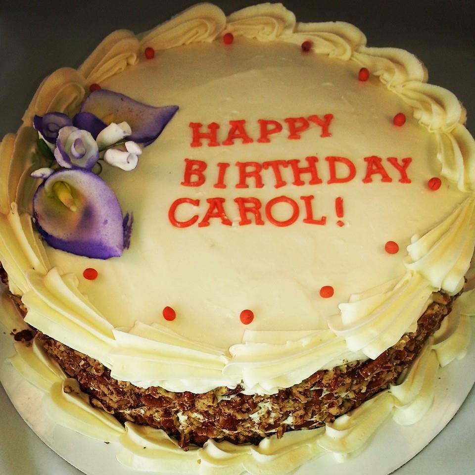 Cakes West Sydney